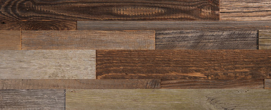 CUBE Reclaimed Wood sunbaked by Admonter | Wood panels / Wood fibre panels