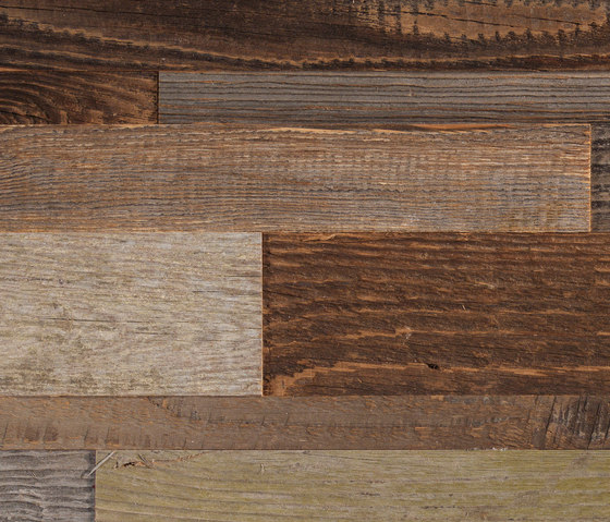 ELEMENTs CUBE Reclaimed wood sunbaked by Admonter Holzindustrie AG | Wood panels