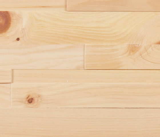 CUBE Stone pine white by Admonter | Wood panels