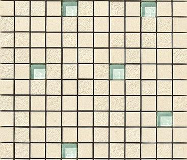 Lava marfil multirelieve mosaico de Apavisa | Mosaicos