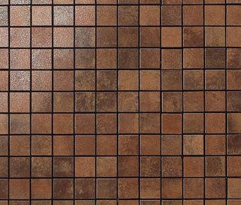 Nanocorten copper lappato mosaico de Apavisa | Mosaicos de cerámica