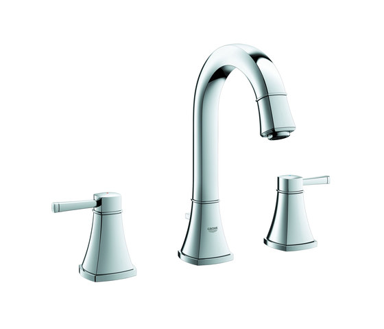"Grandera Three-hole basin mixer 1/2"" M-Size by GROHE 