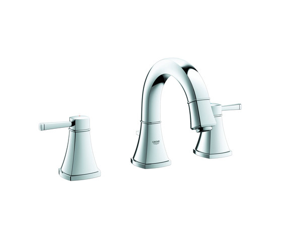 "Grandera Three-hole basin mixer 1/2"" by GROHE 