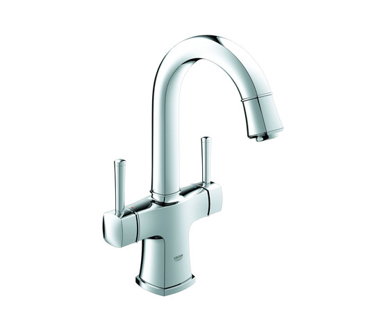 """Grandera Two-handle basin mixer, 1/2"""" L-Size by GROHE 