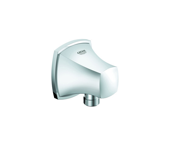 "Grandera Shower outlet elbow, 1/2"" by GROHE 