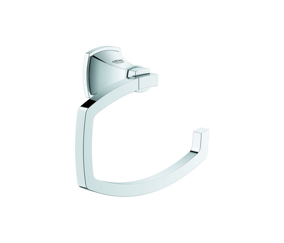 Grandera Toilet paper holder by GROHE | Paper roll holders