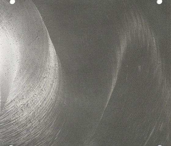 Inox silver graffiato circle-4 di Apavisa | Piastrelle ceramica