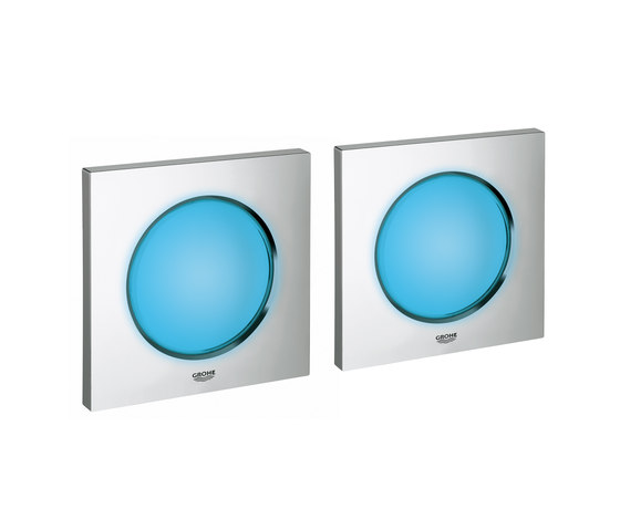 F-Digital deluxe Light set by GROHE | Bathroom lights
