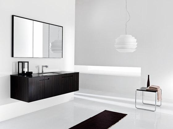Rettangolare Washbasin undermounted by Milldue | Wash basins