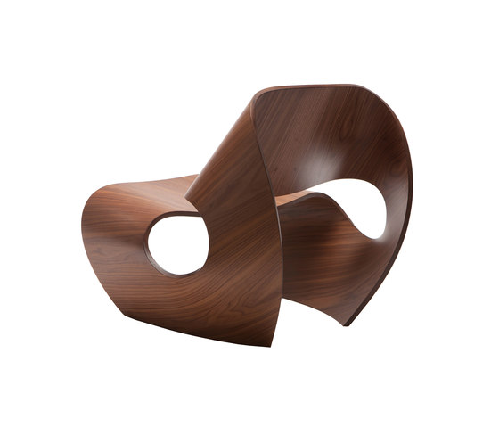 Cowrie Chair by Made in Ratio | Lounge chairs