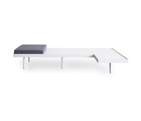 Toffoli low table double von Imamura Design | Couchtische