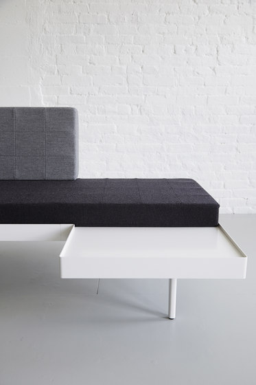Toffoli sofa double by Imamura Design | Sofas