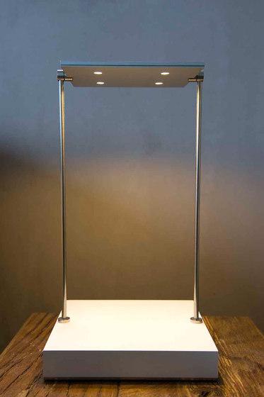 PIXEL desk light by FERROLIGHT Design | Table lights