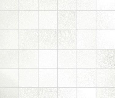 Fiberglass white lappato mosaico de Apavisa | Mosaïques céramique