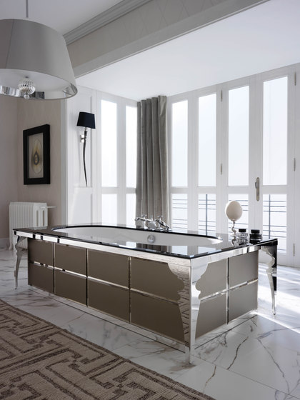 Avignone 205 Bathtub by Milldue | Free-standing baths