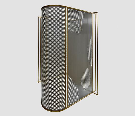 Confessional Blind Screen by Karen Chekerdjian | Screens