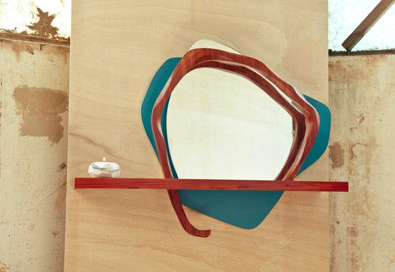 Ikebana II Wall mirror by Karen Chekerdjian | Mirrors