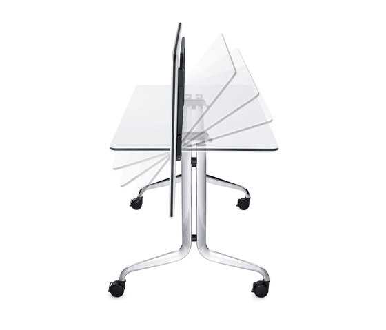 NESTYis3 by Interstuhl | Contract tables