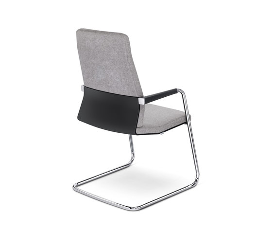 VINTAGEis5 5V71 by Interstuhl Büromöbel GmbH & Co. KG | Visitors chairs / Side chairs