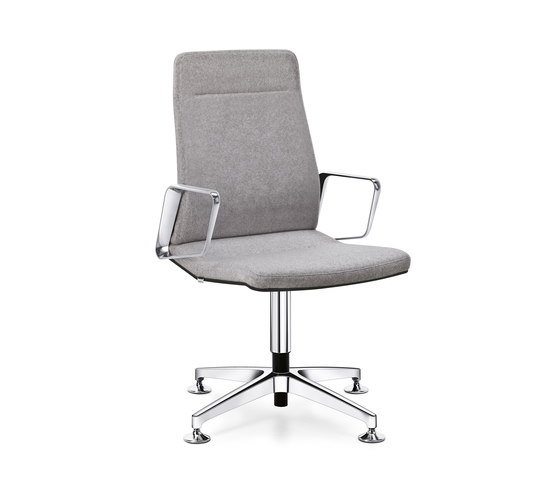 VINTAGEis5 1V50 by Interstuhl Büromöbel GmbH & Co. KG | Conference chairs