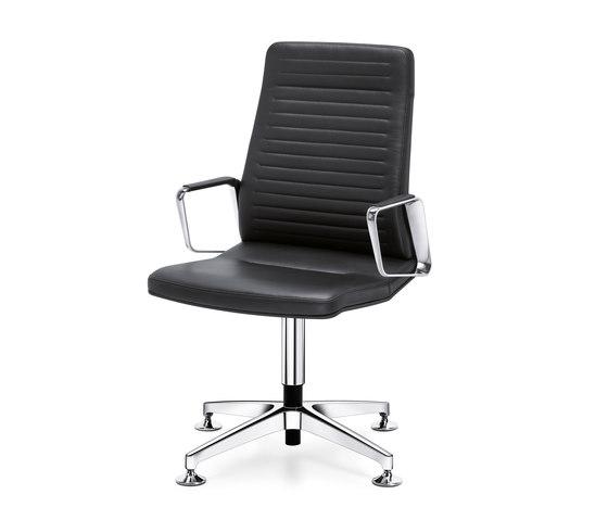 VINTAGEis5 1V60 by Interstuhl Büromöbel GmbH & Co. KG | Conference chairs