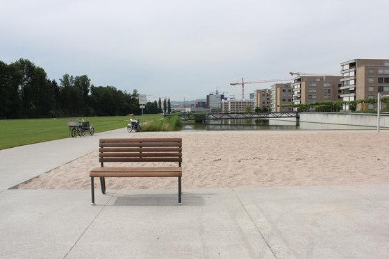 Vivax Bench by BURRI | Exterior benches