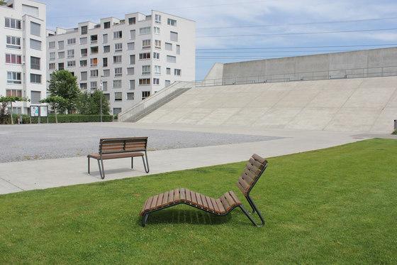 Vivax Recliner by BURRI | Sun loungers