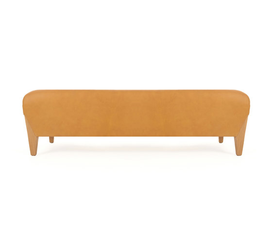 Ernest Bench by Dare Studio | Waiting area benches