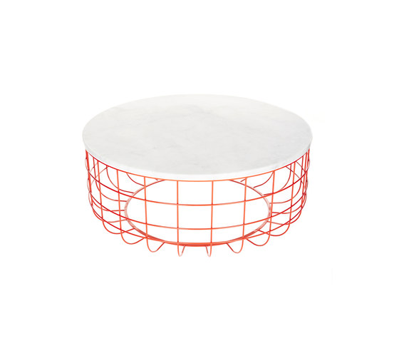 Wire Group Coffetable de Dare Studio | Tables d'appoint