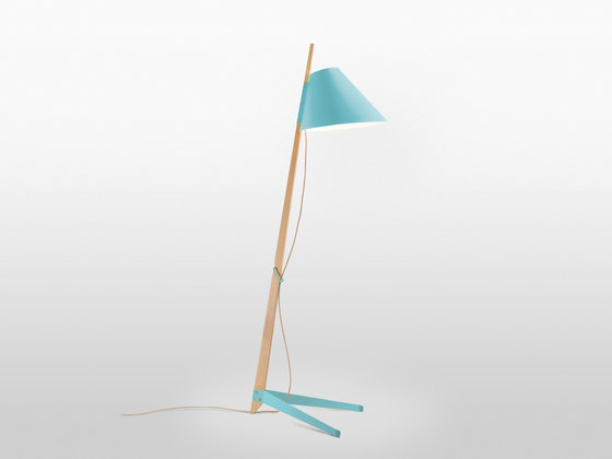 Billy BL Floor Lamp by Kalmar | General lighting