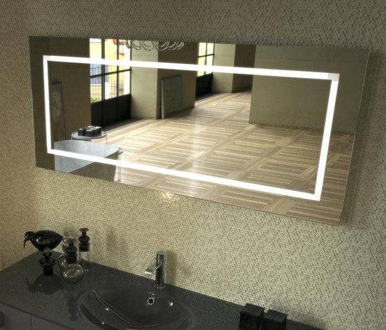 Cornice di sign prodotto - Specchi per bagno con cornice ...