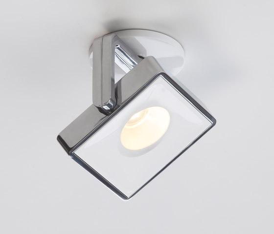 STUDIO UP ROUND 13 120V alu pol/white de Tobias Grau | Lámparas de techo