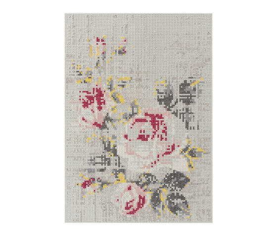 Canevas Rug Flowers Natural 4–6 by GAN | Rugs
