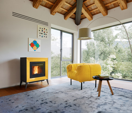Line by Piazzetta | Stoves