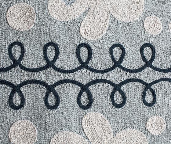 Goyescas Rug Azul 3 de GAN | Alfombras / Alfombras de diseño