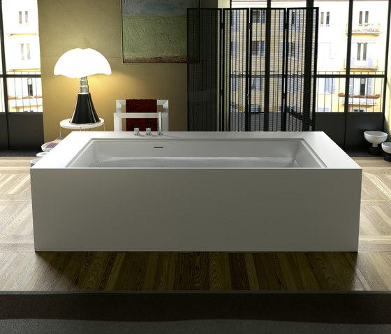 Neutra Centro Stanza 2 by Berloni Bagno | Bathtubs