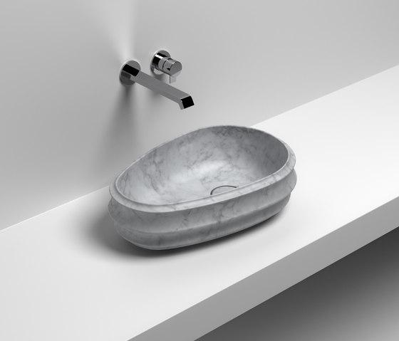 Burlesque Ovaloide by Berloni Bagno | Wash basins