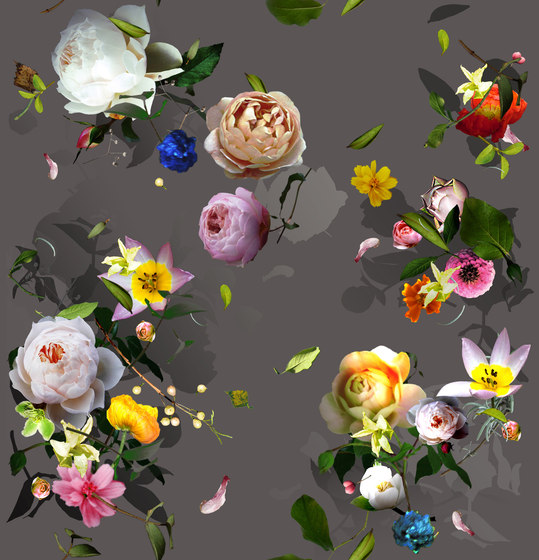 ROSE - 72 by Création Baumann | Wall coverings / wallpapers