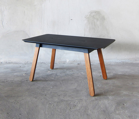 SIM STEEL Coffee Table de TAKEHOMEDESIGN | Tables basses de jardin