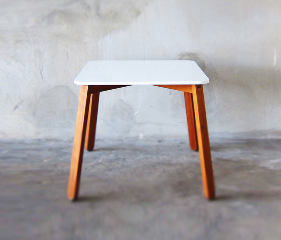 SIM Square Table von TAKEHOMEDESIGN | Dining tables