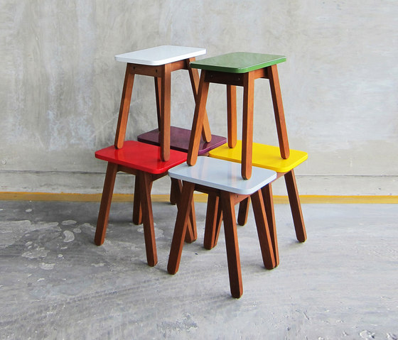 SIM Stool by TAKEHOMEDESIGN | Stools