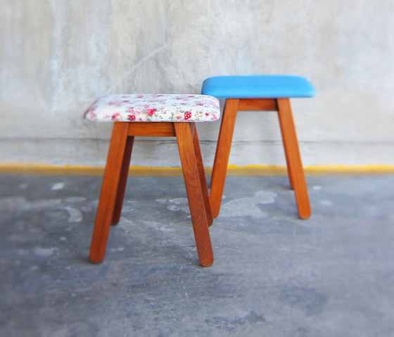 SIM Soft Stool by TAKEHOMEDESIGN | Stools