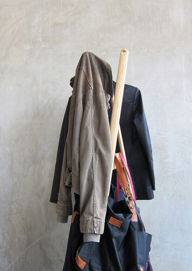 SIM Coat Hanger by TAKEHOMEDESIGN | Freestanding wardrobes