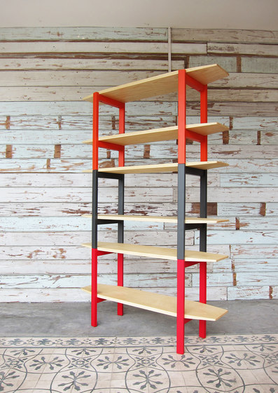 SHIFT Shelf by TAKEHOMEDESIGN | Shelving