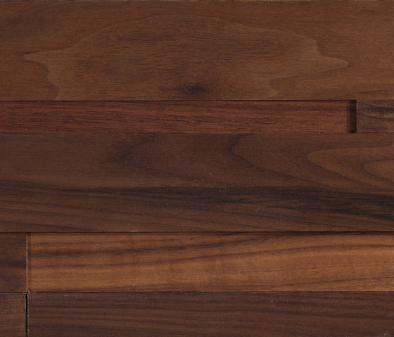 ELEMENTs CUBE American Walnut by Admonter | Wood panels