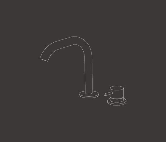 Milo360 MIL75 de CEADESIGN | Grifería para lavabos