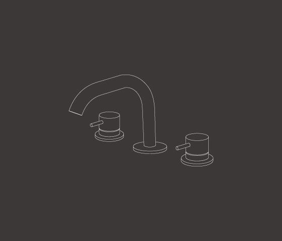 MilO360 MIL77 by CEADESIGN   Wash basin taps