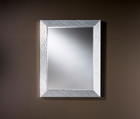 Granada silver by Deknudt Mirrors | Mirrors
