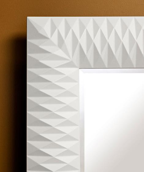 Nick white de Deknudt Mirrors | Espejos