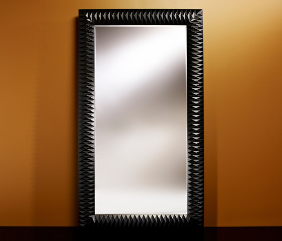 Nick black by Deknudt Mirrors | Mirrors